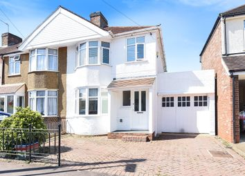 Thumbnail 3 bedroom end terrace house for sale in Sunningdale Avenue, Feltham