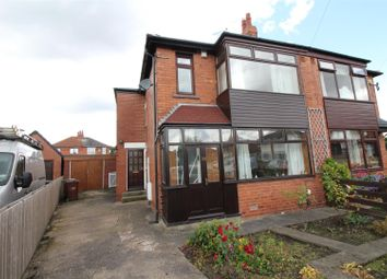 Thumbnail 4 bed semi-detached house for sale in Somerville Green, Leeds