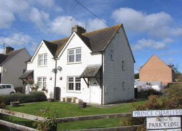 Thumbnail 2 bed semi-detached house to rent in Hatherop Road, Fairford