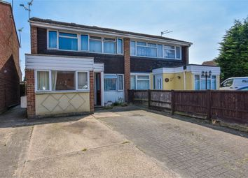 Thumbnail 4 bed semi-detached house for sale in Onslow Crescent, Colchester, Essex