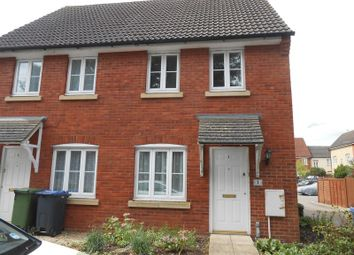 Thumbnail 2 bed terraced house to rent in King Edward Close, Calne