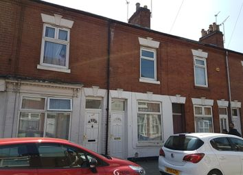 Thumbnail 2 bedroom terraced house to rent in Brandon Street, Belgrave, Leicester
