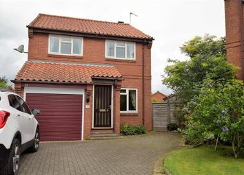 Thumbnail 3 bed detached house to rent in Con Owl Close, Helmsley, York