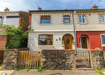 Thumbnail 4 bed end terrace house for sale in Mayfield Road, Gravesend, Kent