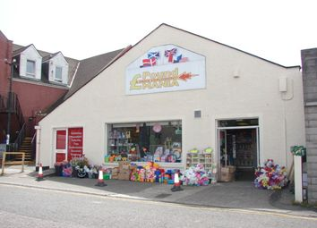 Thumbnail 1 bed semi-detached house for sale in Retail Unit, St Andrew's Street, Stranraer