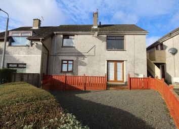 Thumbnail 2 bed flat for sale in Springwell Park, Groomsport, Bangor