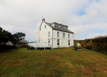 Thumbnail 4 bed farmhouse for sale in Newbridge, Penzance