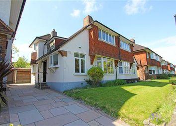 Thumbnail 3 bed semi-detached house for sale in The Ridgeway, Waddon, Croydon