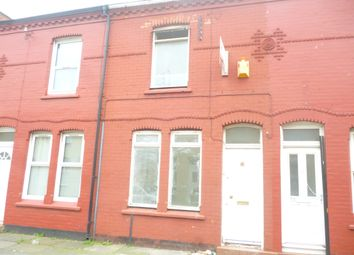 Thumbnail 2 bed terraced house to rent in Longfellow Street, Liverpool