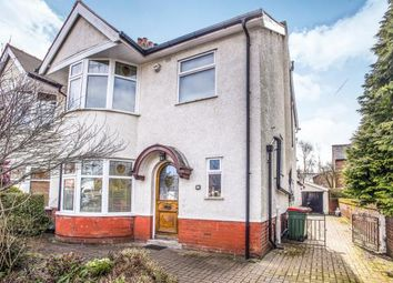 Thumbnail 4 bed semi-detached house for sale in Victoria Road, Fulwood, Preston, Lancashire