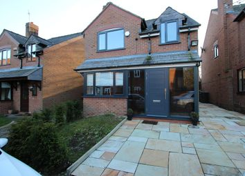 Thumbnail 4 bedroom detached house to rent in Samlesbury Close, Manchester