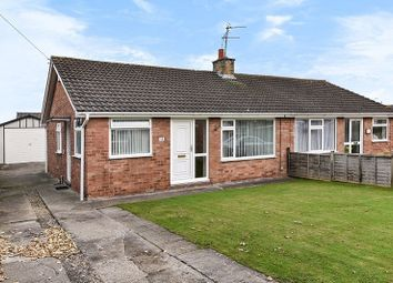 Thumbnail 2 bed semi-detached bungalow for sale in Chiltern Way, Huntington, York