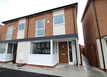 Thumbnail 3 bedroom semi-detached house to rent in Burcot Road, Manchester