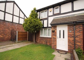 Thumbnail 2 bed semi-detached house to rent in Ellerton Way, West Derby, Liverpool