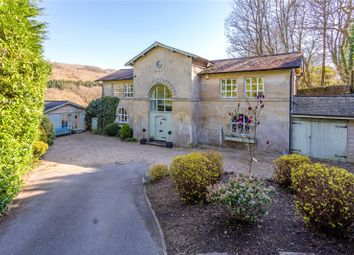 Thumbnail 4 bed detached house for sale in Warminster Road, Claverton, Bath