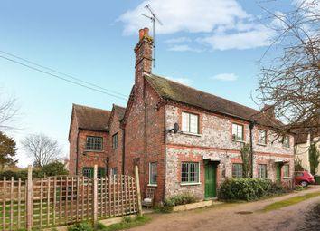 Thumbnail 4 bed semi-detached house for sale in Watlington, South Oxfordshire Village