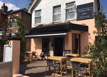 Thumbnail Restaurant/cafe to let in Station Road, Winchmore Hill, London