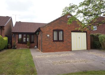 Thumbnail 2 bed detached bungalow for sale in Mcghie Street, Cannock