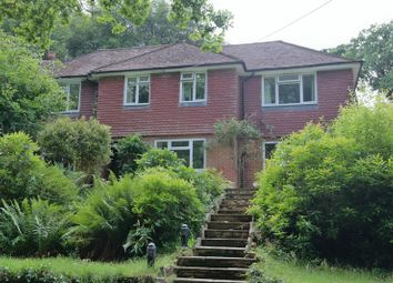 Thumbnail 5 bed detached house for sale in Marley Lane, Haslemere