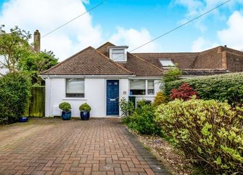 Thumbnail 4 bed bungalow for sale in Crescent Drive North, Woodingdean, Bighton, East Sussex