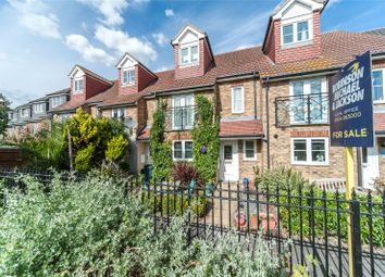 4 bed terraced house for sale in Mariners View, Gillingham, Kent ME7