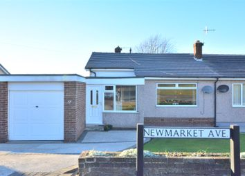Thumbnail 2 bed semi-detached bungalow for sale in Newmarket Avenue, Lancaster