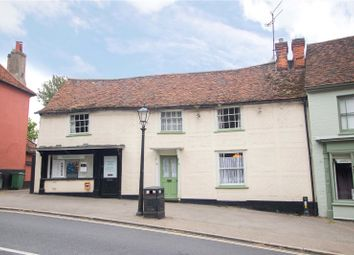 Thumbnail 2 bed end terrace house for sale in Watling Street, Thaxted, Nr Great Dunmow, Essex