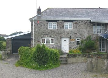 Thumbnail 3 bed cottage to rent in Leyford Barns, Staddiscombe, Plymouth
