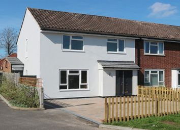 Thumbnail 3 bed semi-detached house to rent in Brookfield Gardens, Claygate, Esher