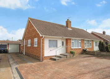 Thumbnail 3 bed semi-detached bungalow to rent in Brook Way, Lancing