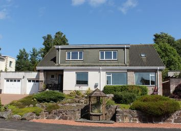 Thumbnail 4 bed detached house for sale in Leighton Avenue, Dunblane