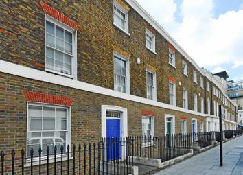 Thumbnail 3 bed property to rent in Gillingham Street, Pimlico