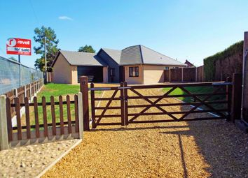 Thumbnail 3 bed detached bungalow for sale in Whitsands Road, Swaffham