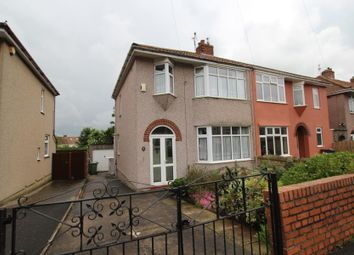 Thumbnail 3 bedroom property to rent in Mackie Avenue, Filton, Bristol