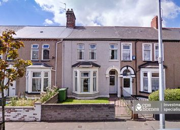 Thumbnail 6 bed detached house for sale in Clive Street, Cardiff