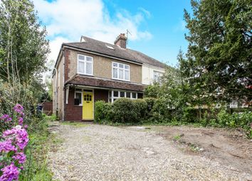 Thumbnail 4 bedroom terraced house for sale in Pepys Way, Girton, Cambridge