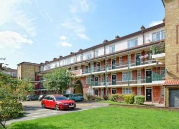 Thumbnail 1 bed flat to rent in Odessa Street, Canada Water, London