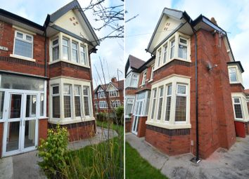 Thumbnail 3 bed semi-detached house to rent in Crestway, Stanley Park, Blackpool
