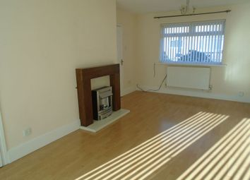 Thumbnail 2 bed semi-detached house to rent in Wood Lane, Bedlington