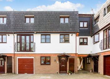 Thumbnail 3 bed terraced house for sale in Sunninghill Road, Sunninghill, Ascot