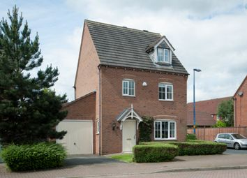 Thumbnail 5 bedroom detached house for sale in Harvest Fields Way, Four Oaks, Sutton Coldfield