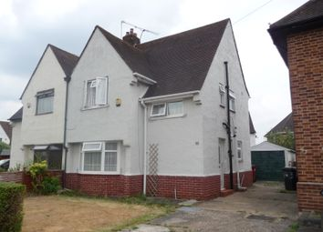 Thumbnail 3 bed semi-detached house to rent in St. Georges Crescent, Cippenham, Slough