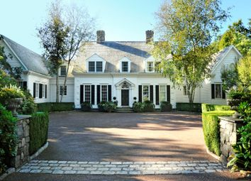 Thumbnail 7 bed property for sale in 42 Lower Cross Road, Greenwich, Ct, 06831