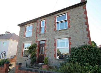 Thumbnail 4 bed detached house for sale in Stanley Park Road, Staple Hill, Bristol