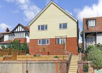 Thumbnail 4 bed detached house for sale in Upper Dane Road, Cliftonville, Margate, Kent