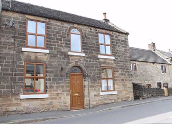 Thumbnail 3 bedroom terraced house to rent in Cromford Road, Crich, Matlock