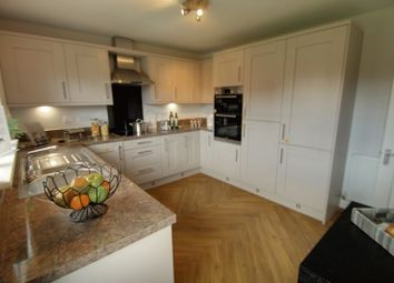 Thumbnail 2 bed detached bungalow for sale in The Hereward, Mayfield Gardens, Baston, Peterborough