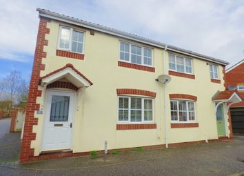Thumbnail 3 bed property to rent in Cashford Gate, Taunton