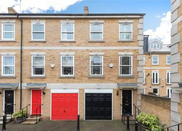 Thumbnail 3 bed end terrace house for sale in Clarence Mews, London