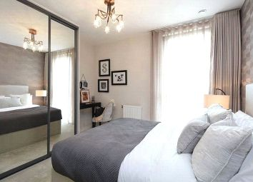 Thumbnail 1 bed flat for sale in Green Street, Upton Gardens, London